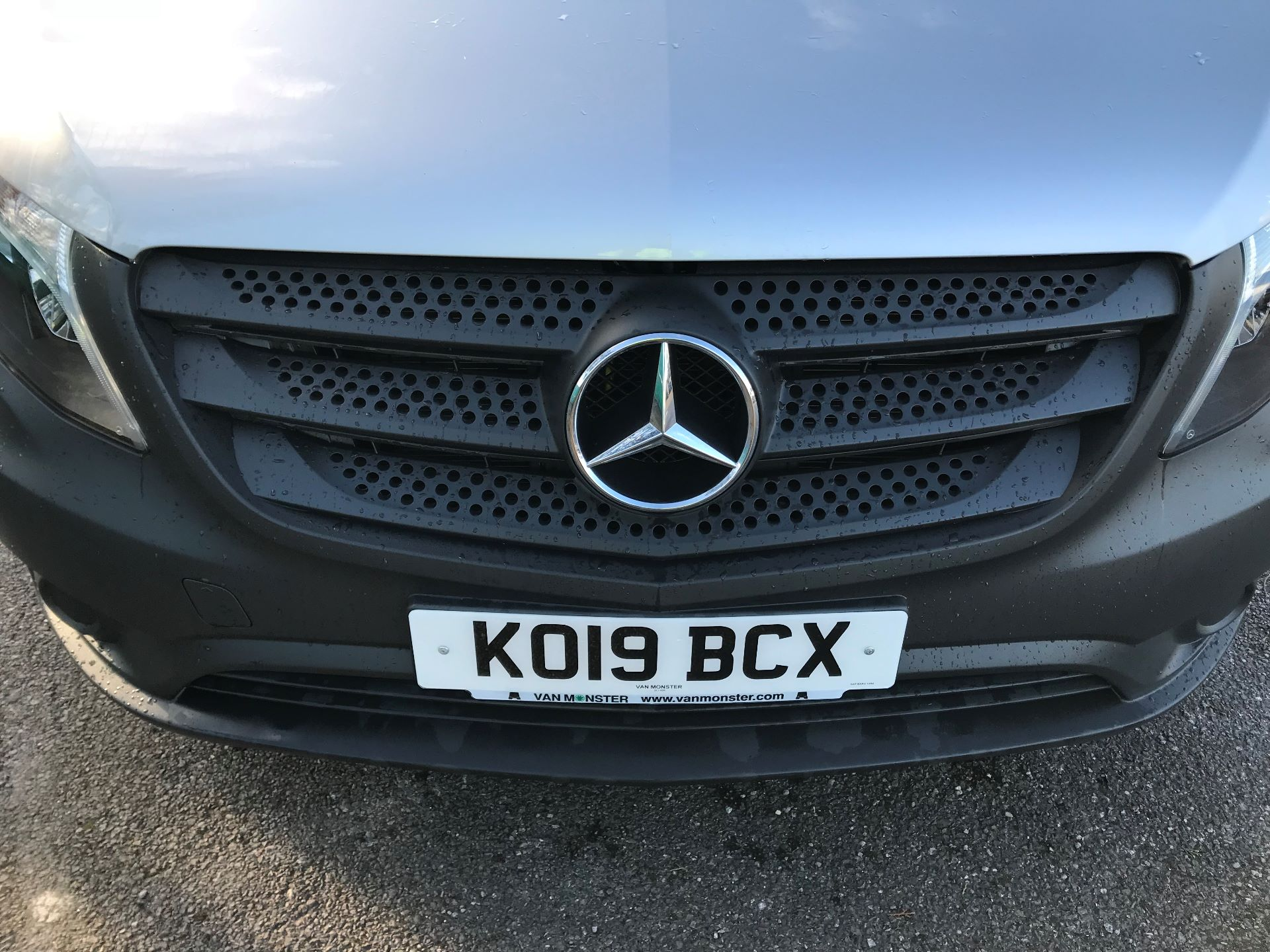 2019 Mercedes-Benz Vito  VITO 114 BLUETEC EURO 6 (KO19BCX) Image 14
