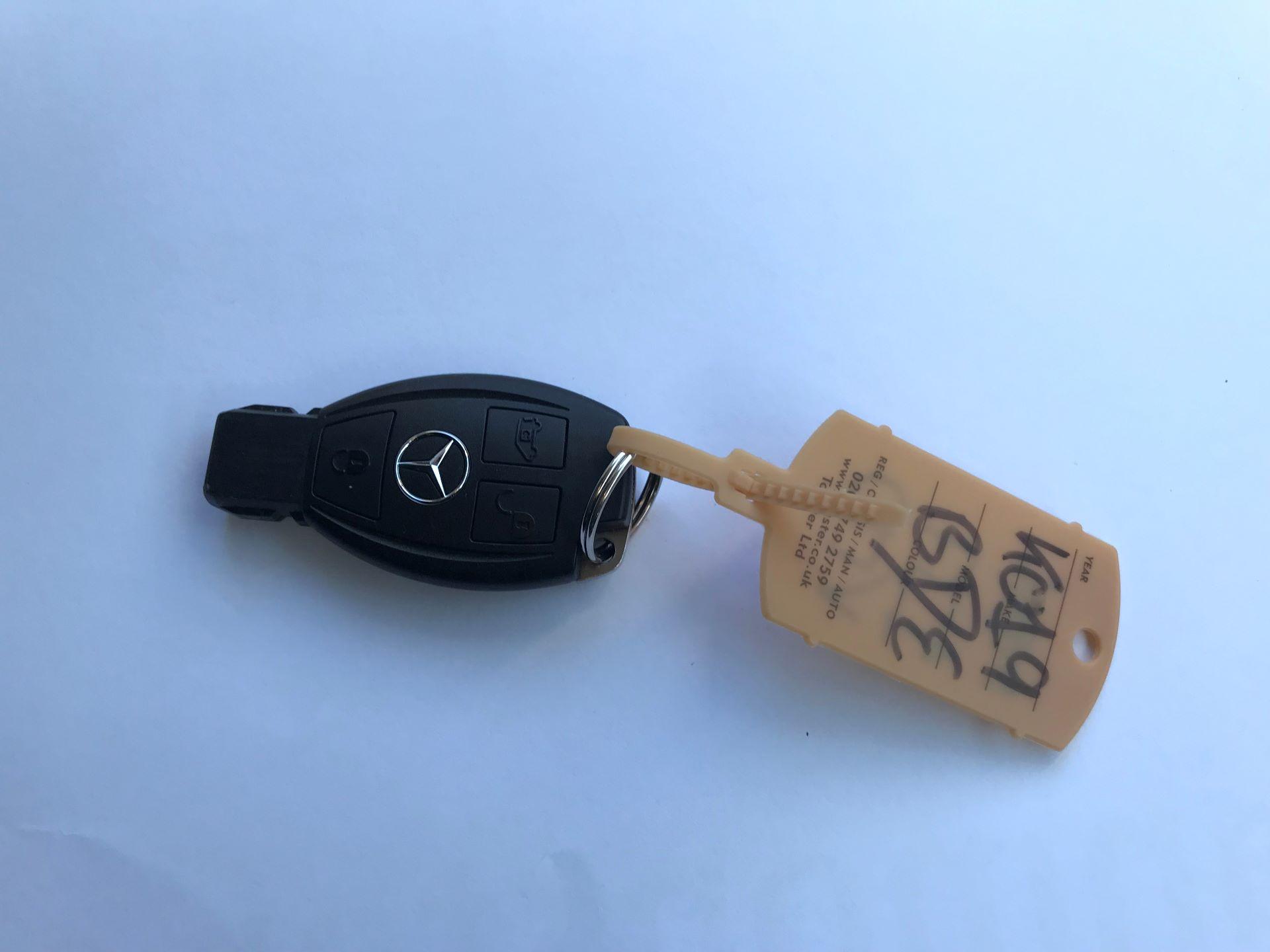 2019 Mercedes-Benz Vito 114Cdi Van (KO19BDE) Image 34