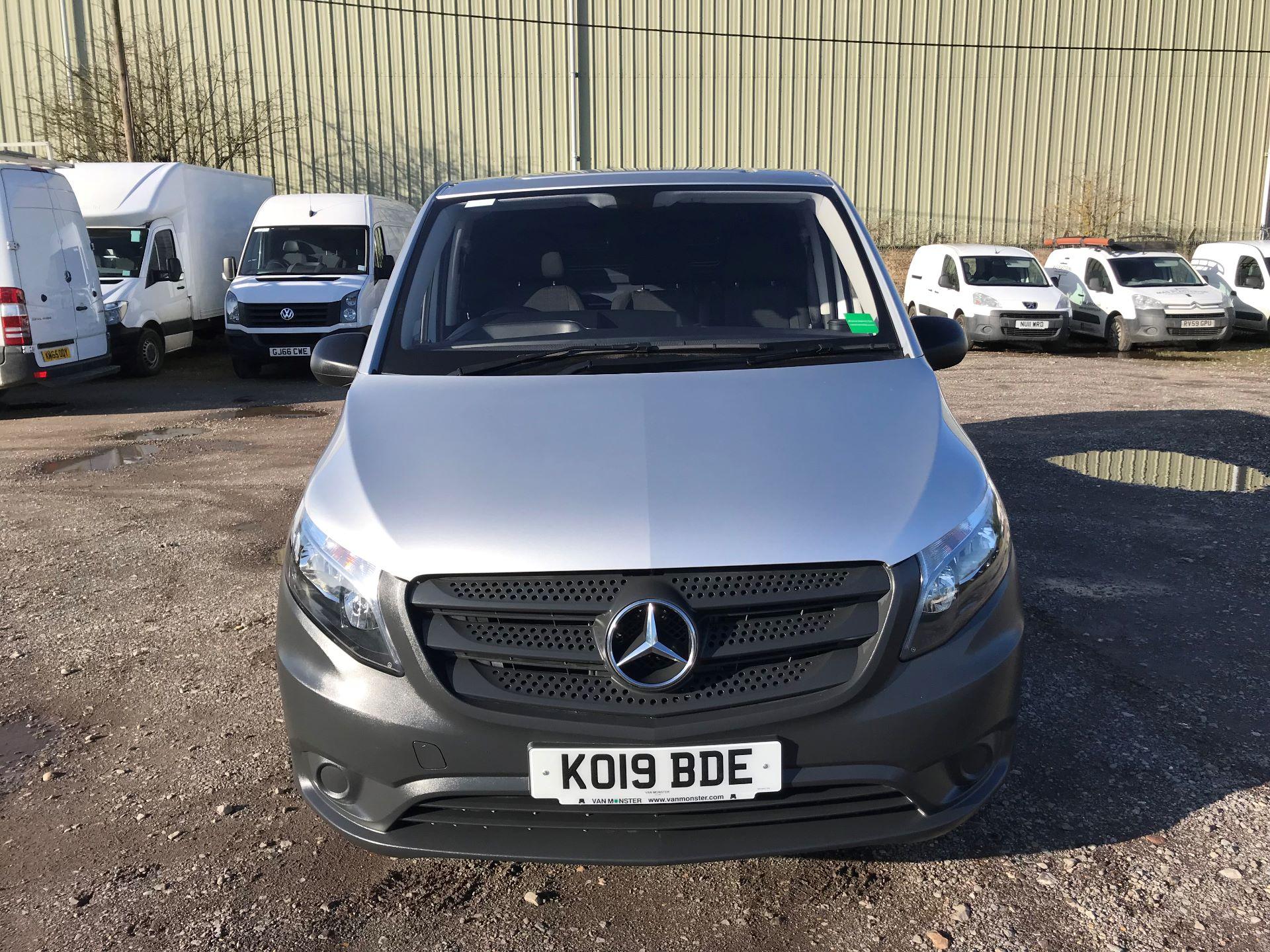 2019 Mercedes-Benz Vito 114Cdi Van (KO19BDE) Image 2