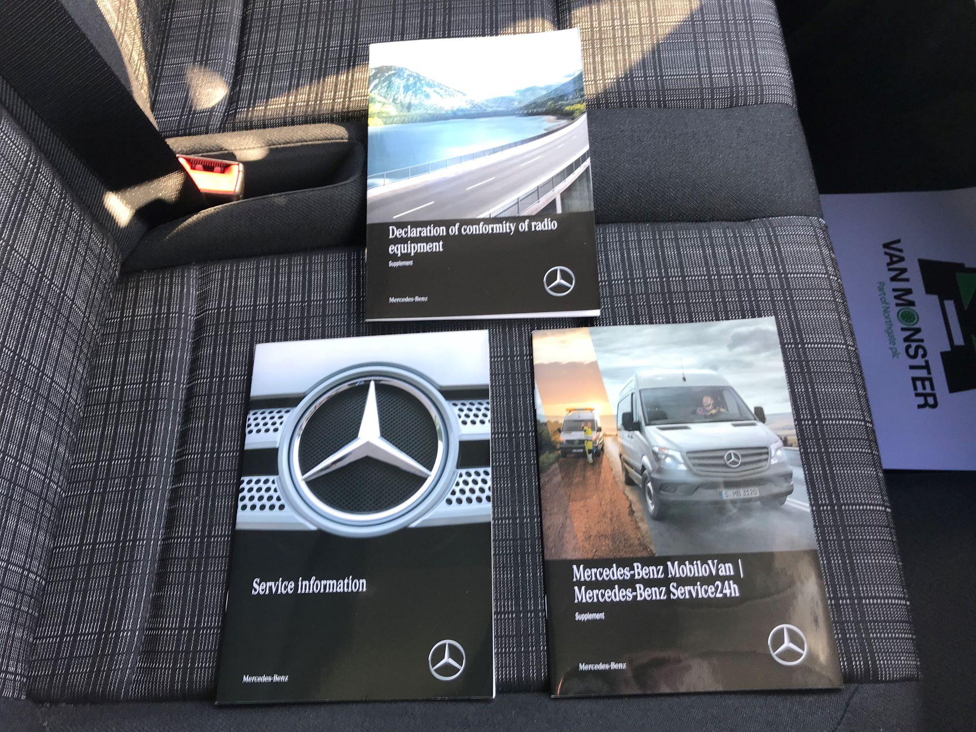 2019 Mercedes-Benz Vito 114Cdi Van (KO19BDE) Image 33