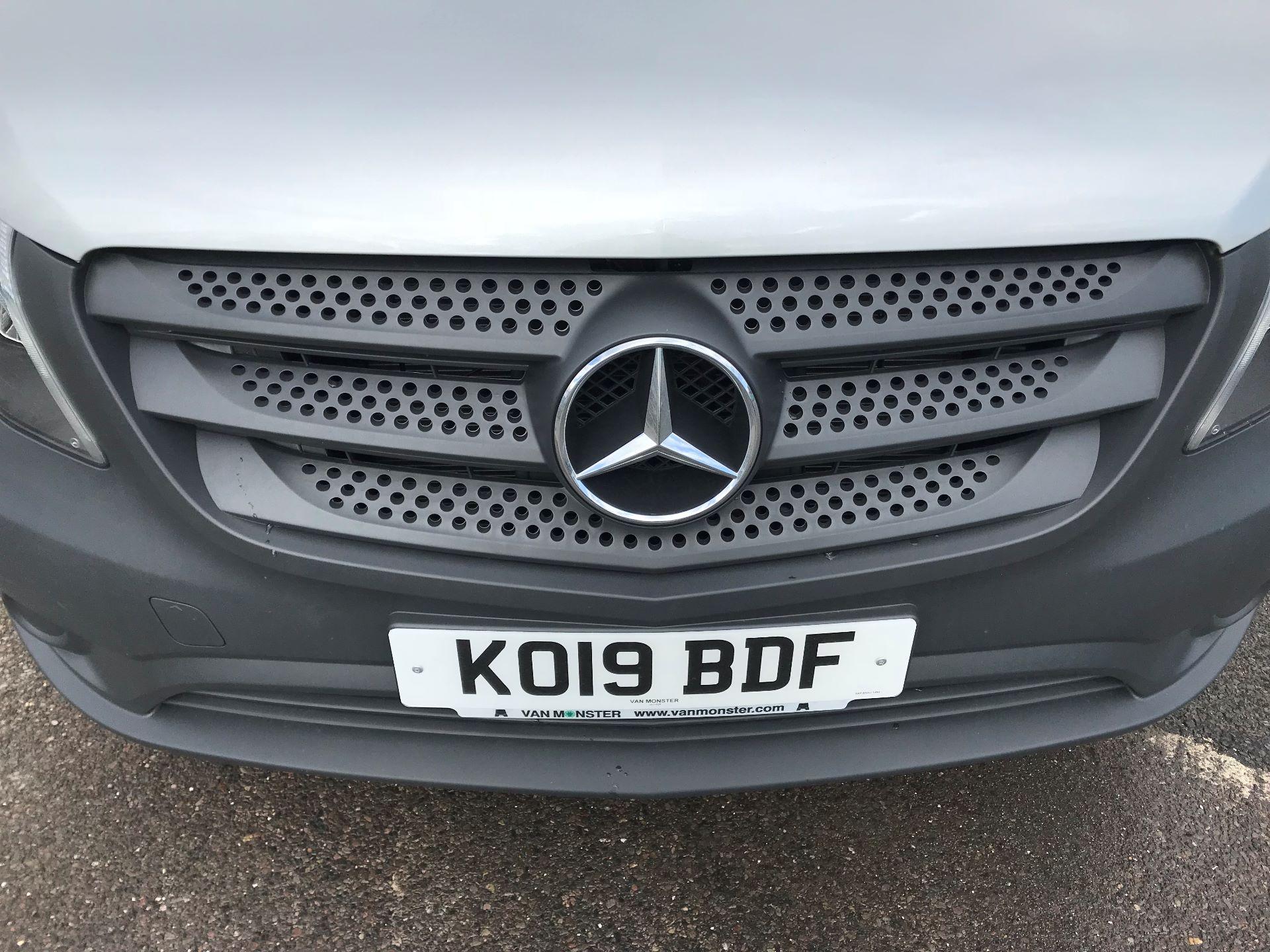 2019 Mercedes-Benz Vito  VITO 114 BLUETEC EURO 6 (KO19BDF) Image 13
