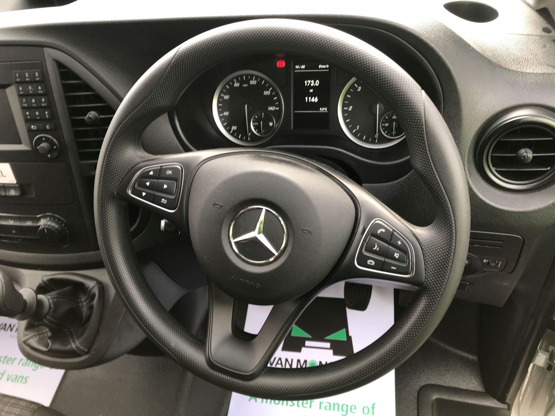 2019 Mercedes-Benz Vito  VITO 114 BLUETEC EURO 6 (KO19BDF) Image 20