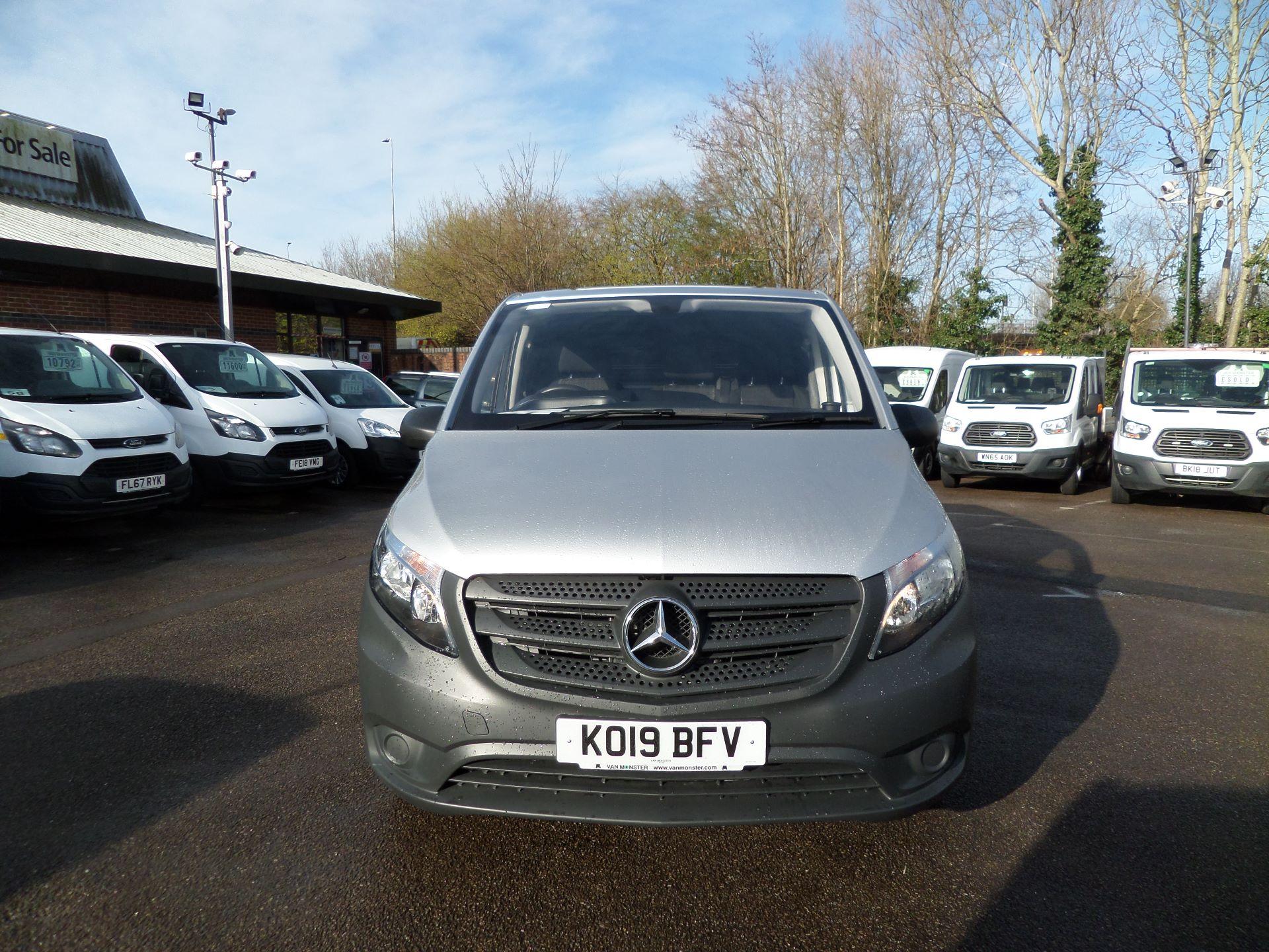 2019 Mercedes-Benz Vito 114Cdi Van LWB Euro 6 (KO19BFV) Image 11
