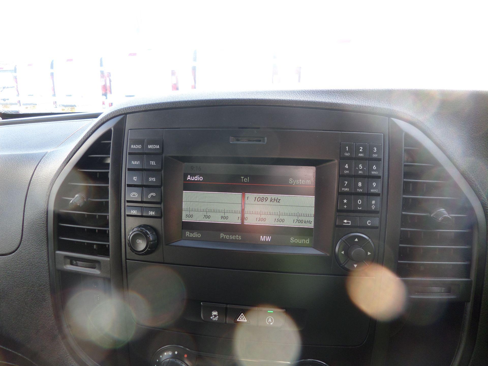 2019 Mercedes-Benz Vito 114Cdi Van LWB Euro 6 (KO19BFV) Image 13