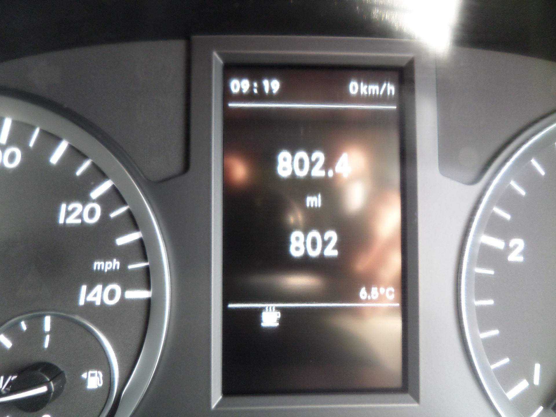 2019 Mercedes-Benz Vito 114Cdi Van LWB Euro 6 (KO19BFV) Image 14