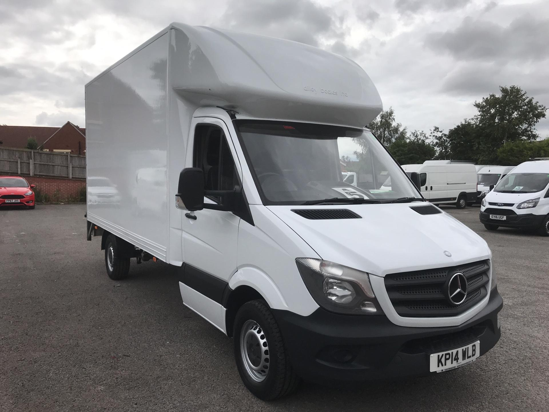 2014 Mercedes-Benz Sprinter 3.5T Luton with Tail Lift EURO 5 (KP14WLB)
