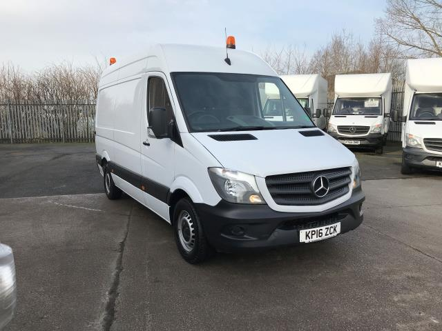 2016 Mercedes-Benz Sprinter 313CDI MWB HIGH ROOF 130PS EURO 5 (KP16ZCK)