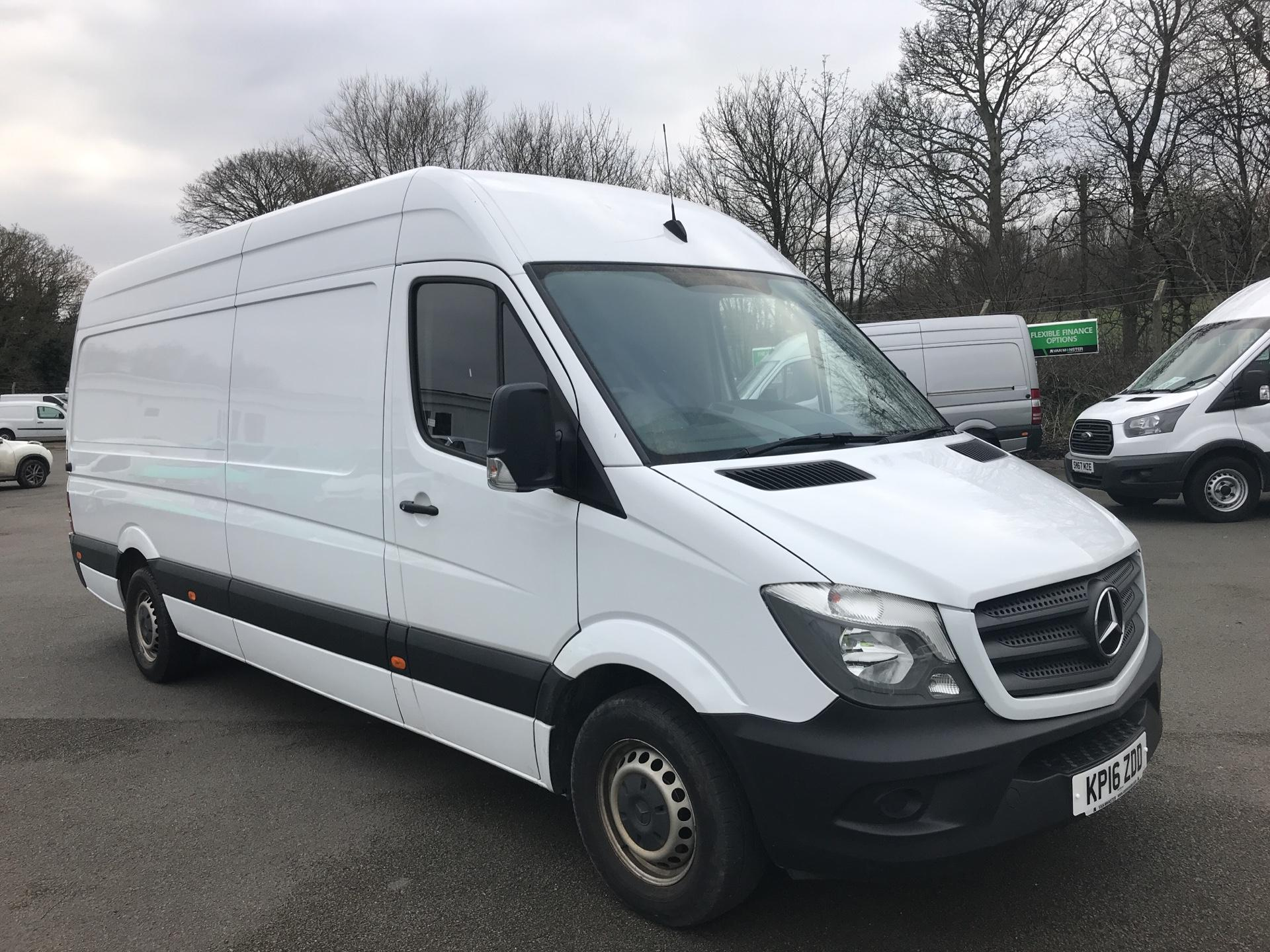 2016 Mercedes-Benz Sprinter 313 LWB H/R EURO 5 *VALUE RANGE VEHICLE - CONDITION REFLECTED IN PRICE* (KP16ZDD)