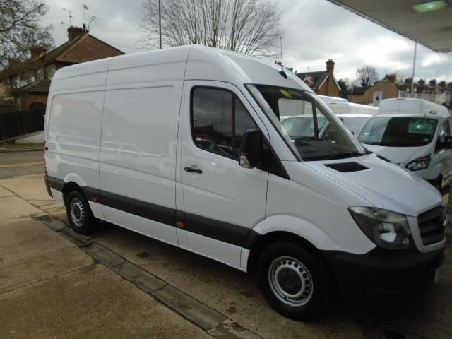 2016 Mercedes-Benz Sprinter 313 Cdi (KP16ZDN)