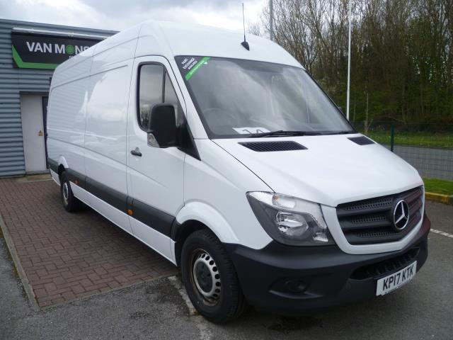 2017 Mercedes-Benz Sprinter  314CDI LWB HIGH ROOF 140PS EURO 6 (KP17KTK) Image 1