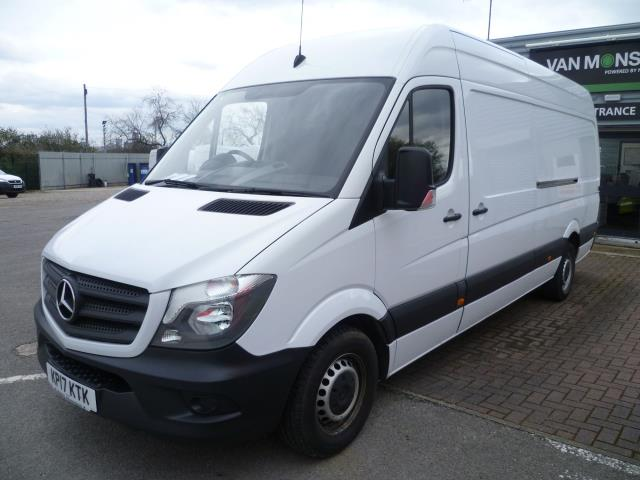 2017 Mercedes-Benz Sprinter  314CDI LWB HIGH ROOF 140PS EURO 6 (KP17KTK) Image 2