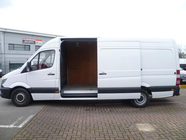 2017 Mercedes-Benz Sprinter  314CDI LWB HIGH ROOF 140PS EURO 6 (KP17KTK) Image 10