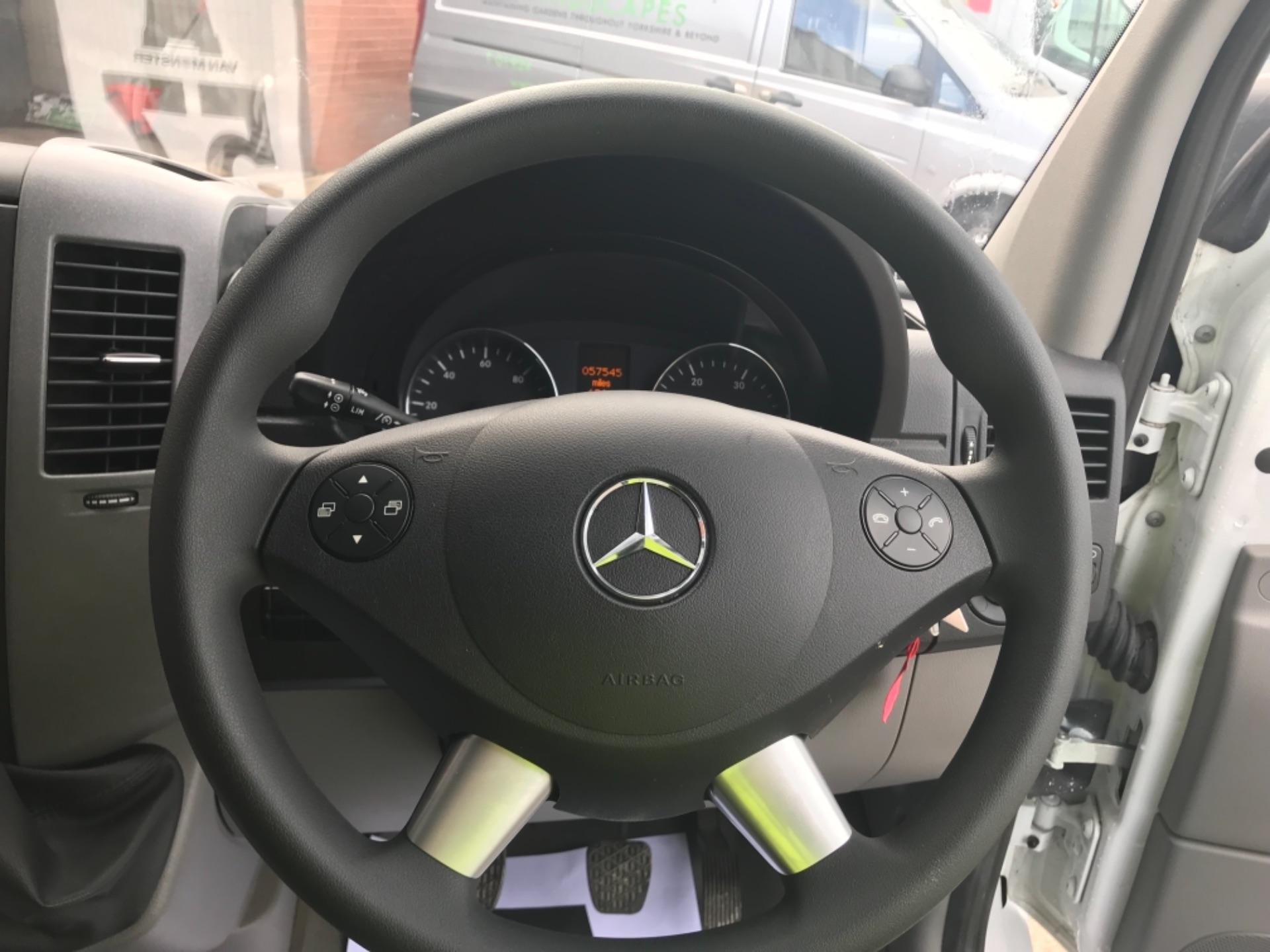 2017 Mercedes-Benz Sprinter  314 LWB H/R VAN EURO 6 (KP17KTV) Image 14