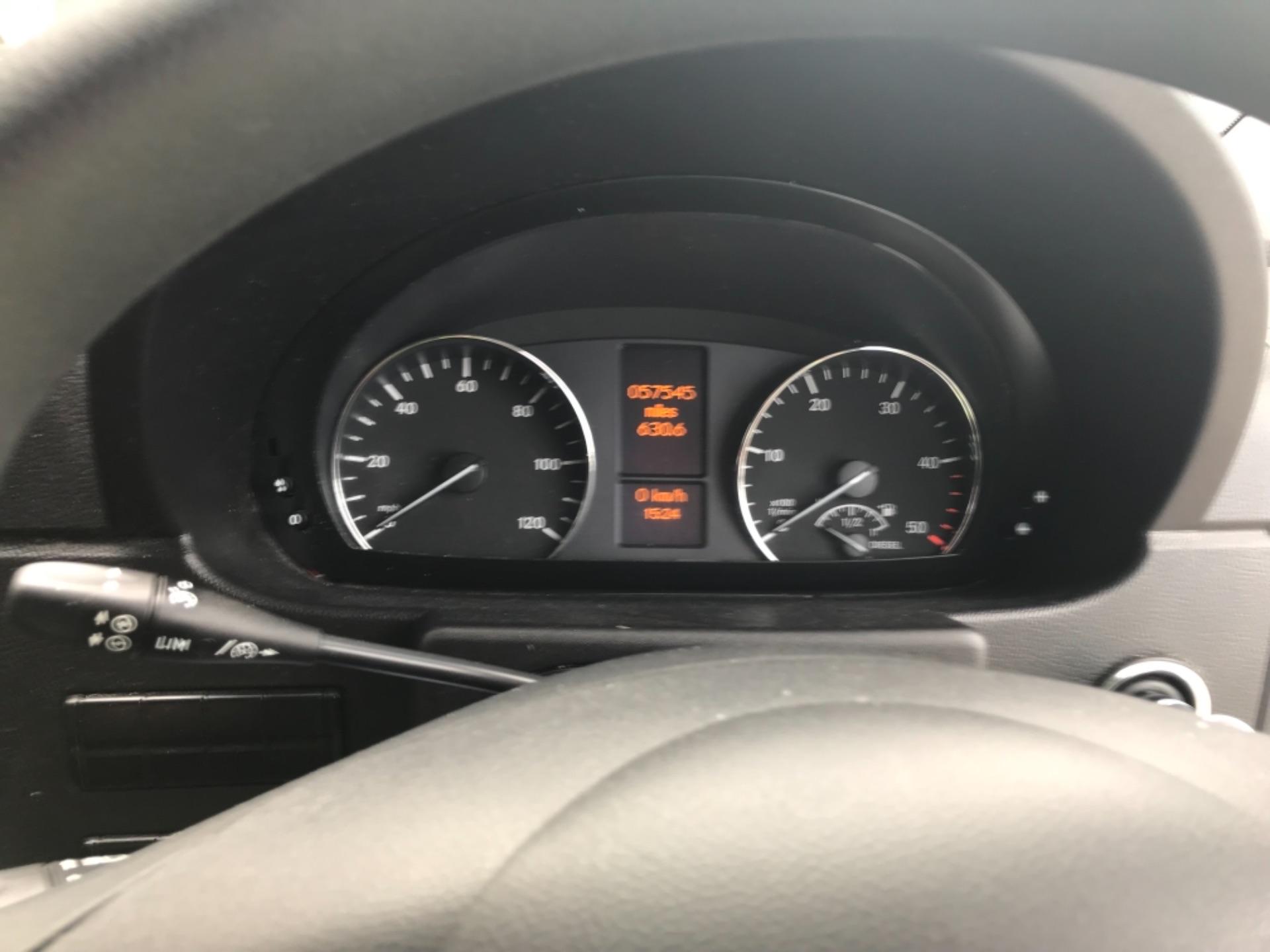 2017 Mercedes-Benz Sprinter  314 LWB H/R VAN EURO 6 (KP17KTV) Image 15