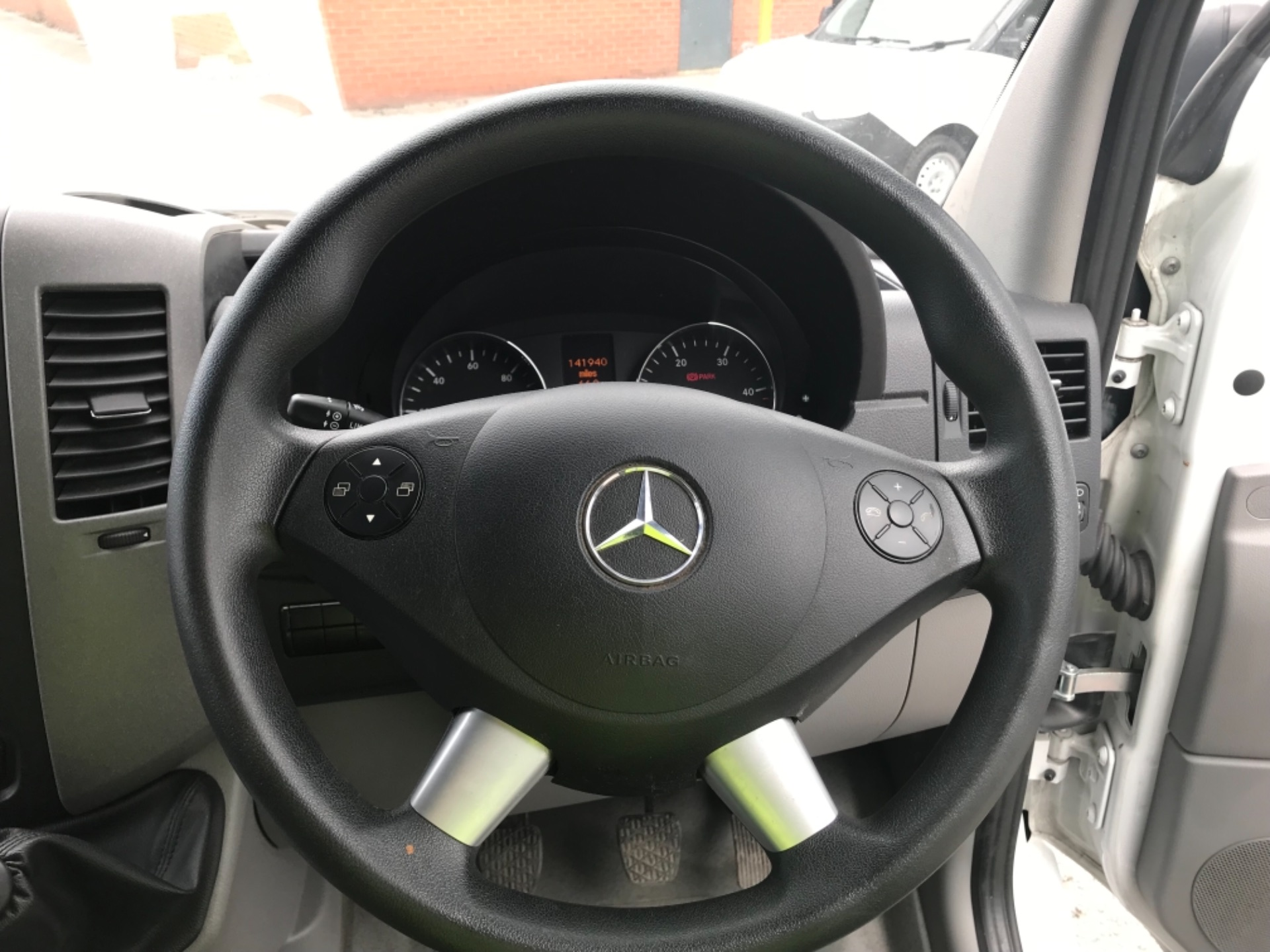 2017 Mercedes-Benz Sprinter  314 LWB H/R VAN EURO 6 (KP17KWH) Image 14