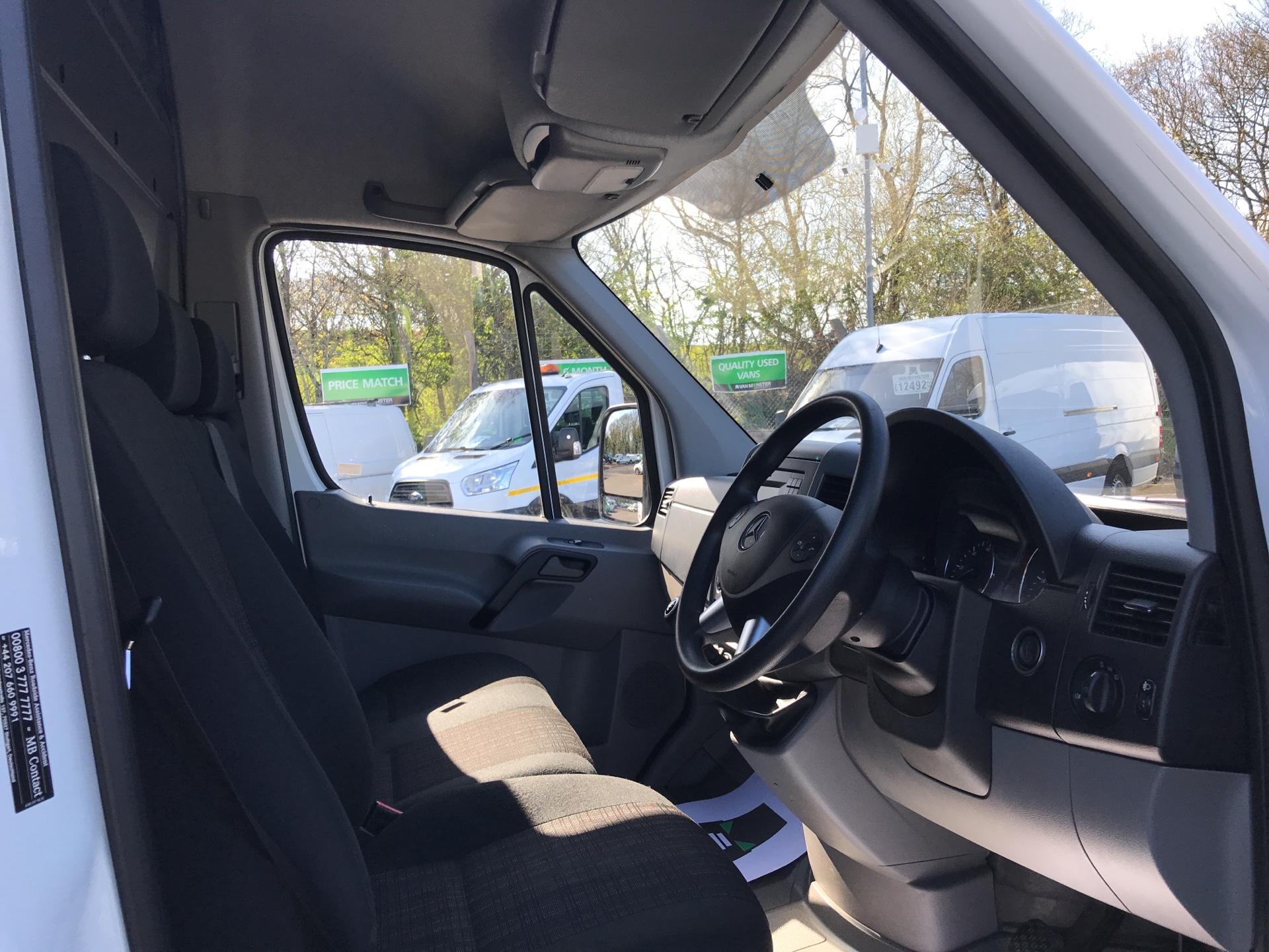2017 Mercedes-Benz Sprinter  314 LWB H/R VAN EURO 6 (KP17KWZ) Image 9