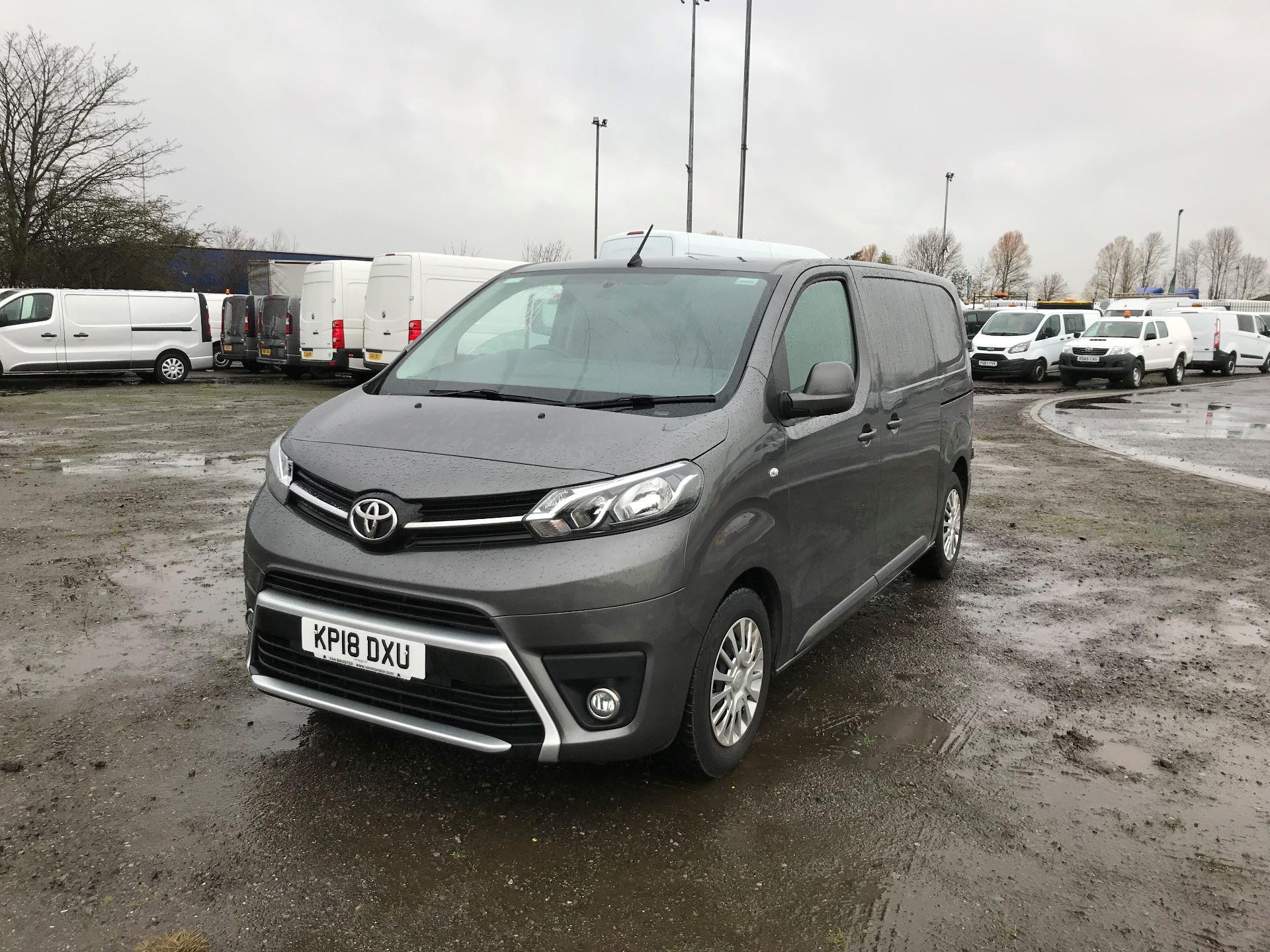 2018 Toyota Proace 1.6D 95 Comfort Van (KP18DXU) Image 3