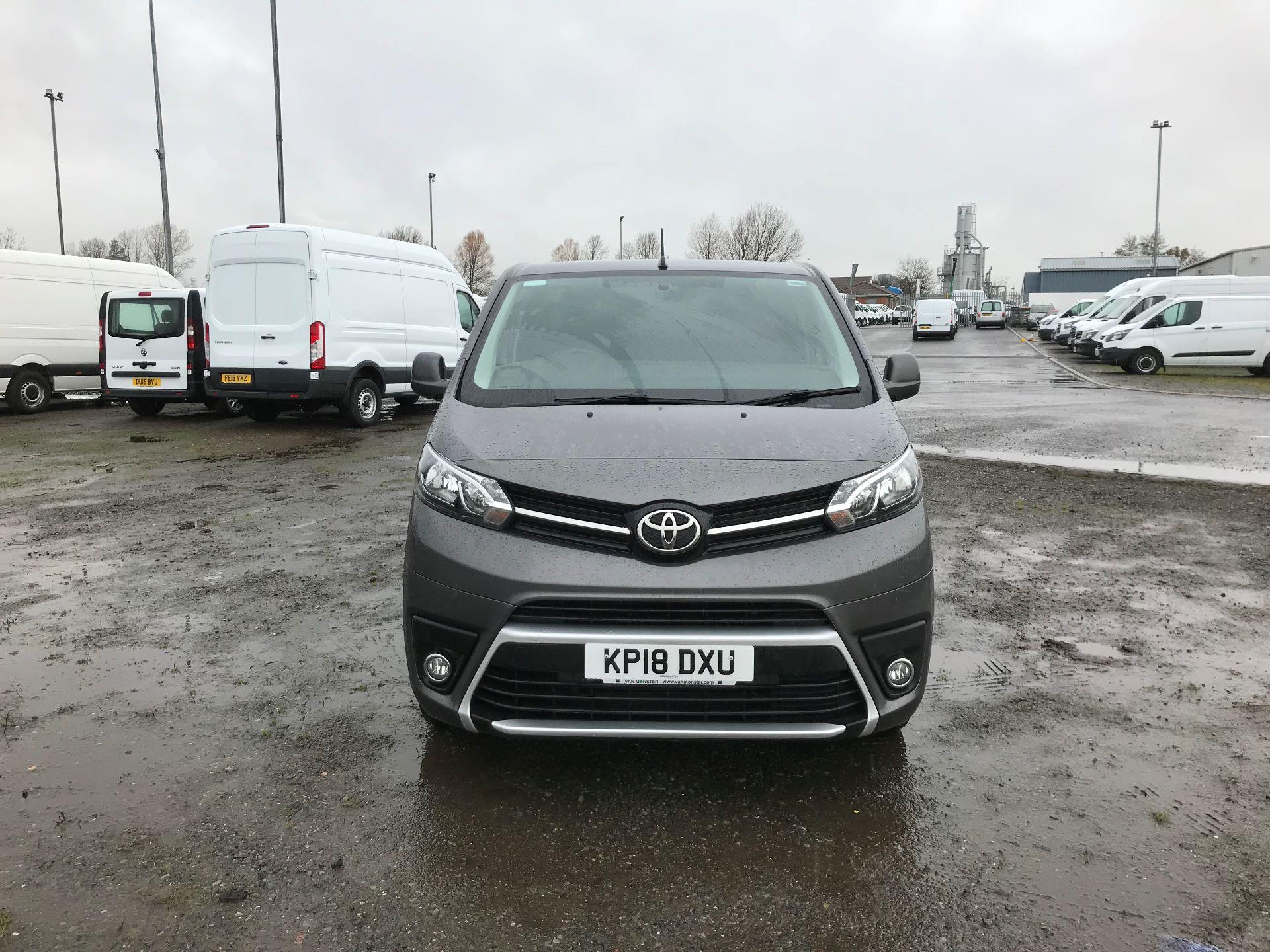 2018 Toyota Proace 1.6D 95 Comfort Van (KP18DXU) Image 2