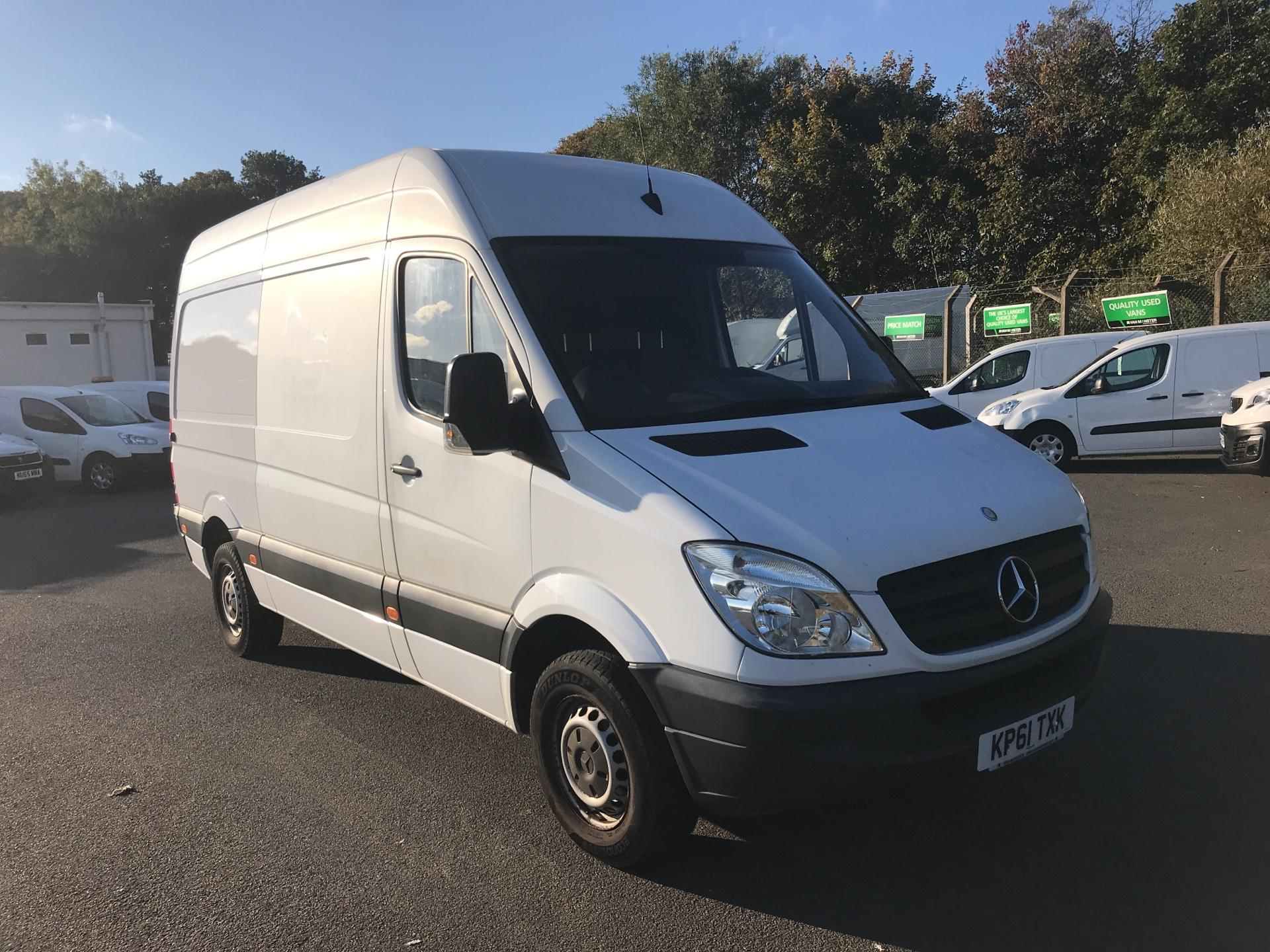 2011 Mercedes-Benz Sprinter  313 CDI MWB  HIGH ROOF VAN EURO 4/5 *VALUE RANGE VEHICLE - CONDITION REFLECTED IN PRICE* (KP61TXK)