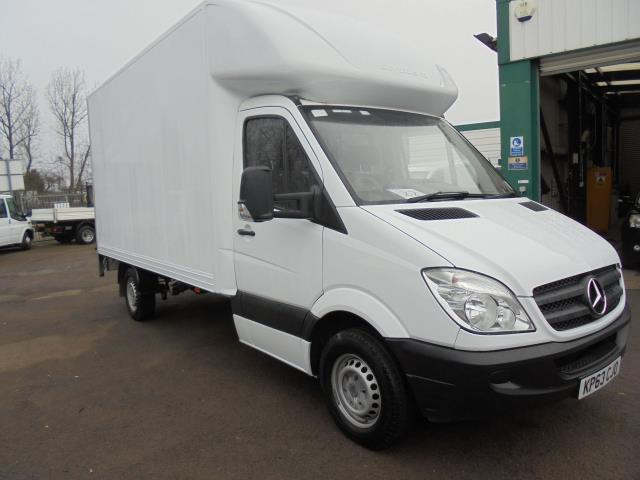 2013 Mercedes-Benz Sprinter 3.5T Chassis Cab (KP63CJO)
