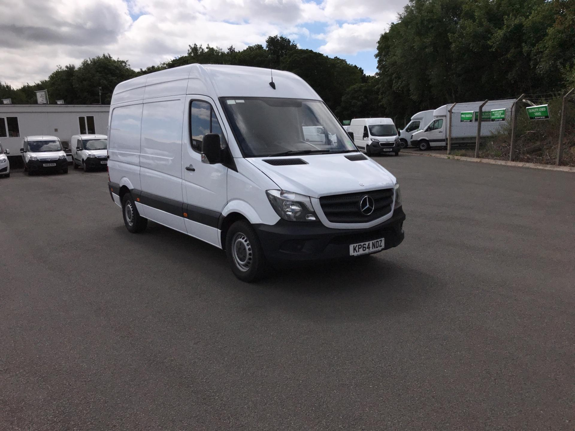 2014 Mercedes-Benz Sprinter  313 MWB H/R EURO 5 129PS (KP64NDZ)