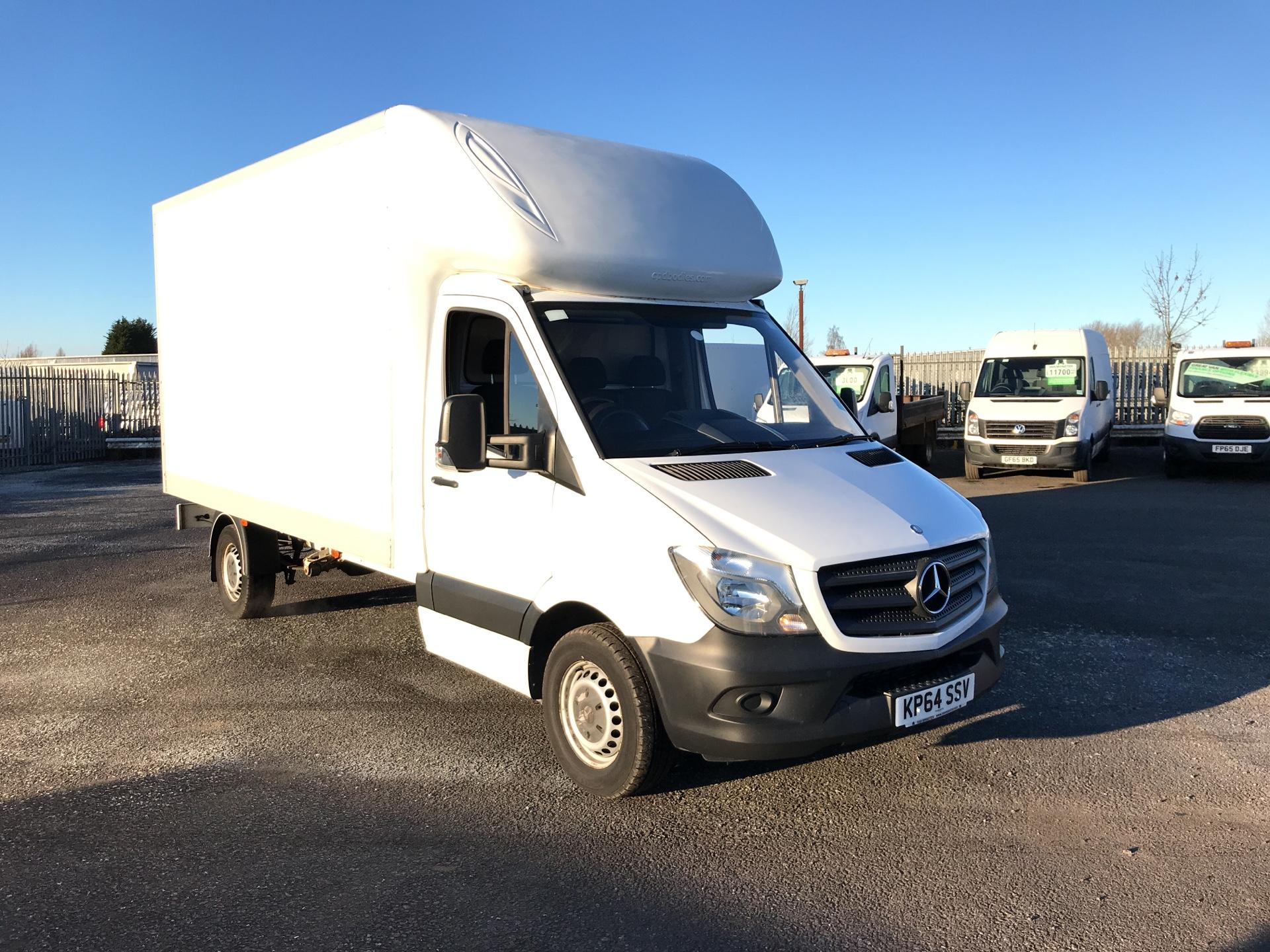 2014 Mercedes-Benz Sprinter 313 CDI LWB DIESEL 3.5T LUTON VAN EURO 5 *VALUE RANGE VEHICLE - CONDITION REFLECTED IN PRICE* (KP64SSV)