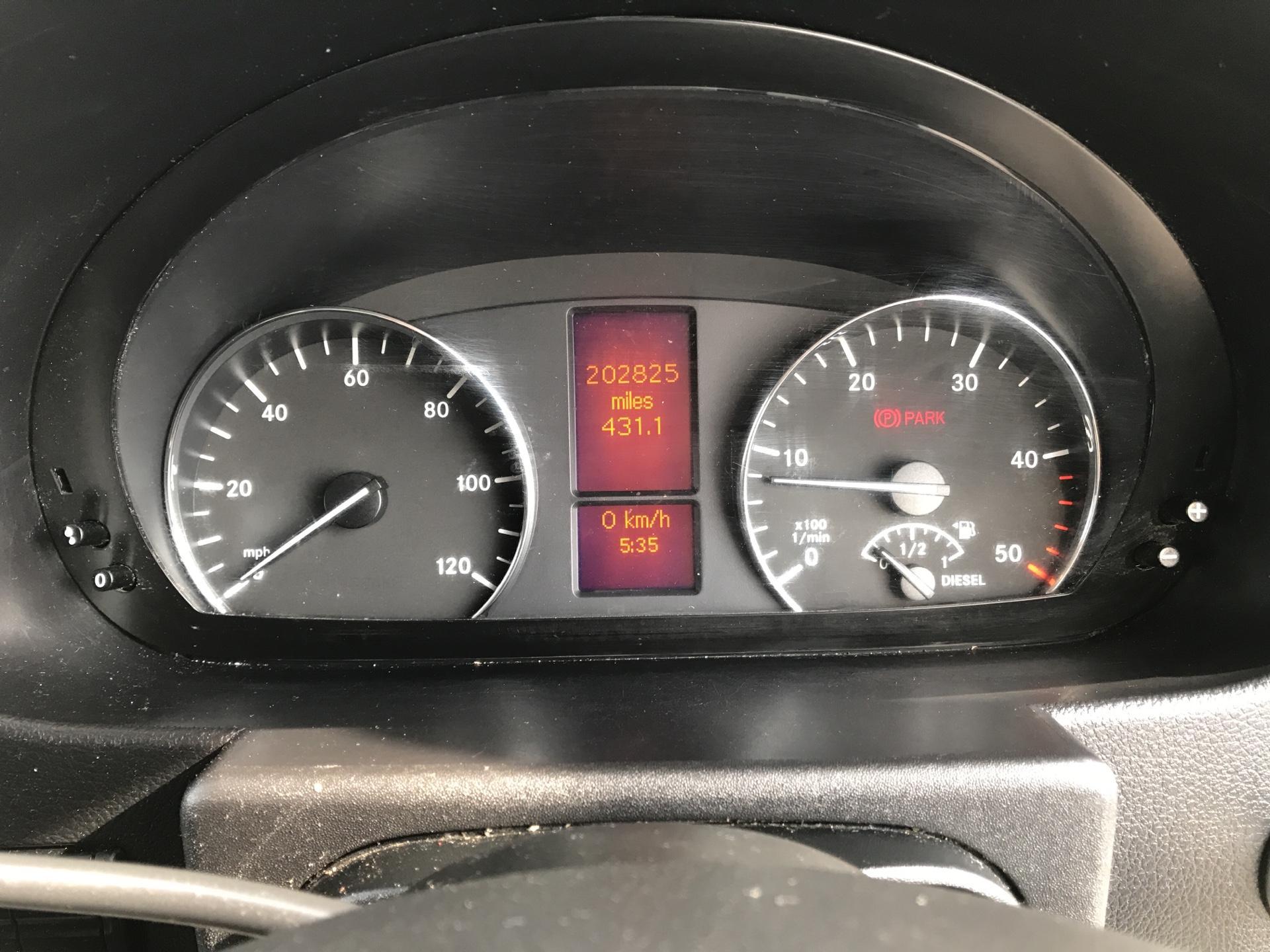 2014 Mercedes-Benz Sprinter 313 LWB LONG LUTON EURO 5 (KP64STX) Image 13