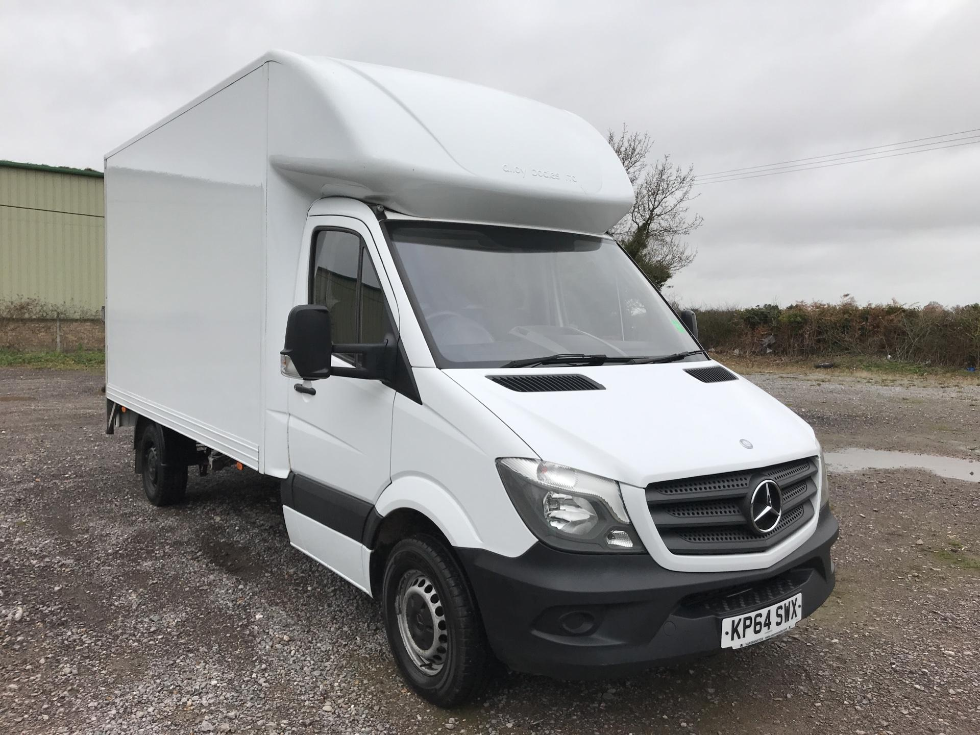 2014 Mercedes-Benz Sprinter 313 CDI LWB LUTON EURO 5 *VALUE RANGE VEHICLE - CONDITION REFLECTED IN PRICE* (KP64SWX)