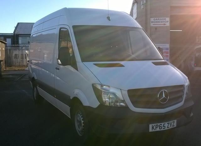 2015 Mercedes-Benz Sprinter 316 Cdi (KP65ZVZ)