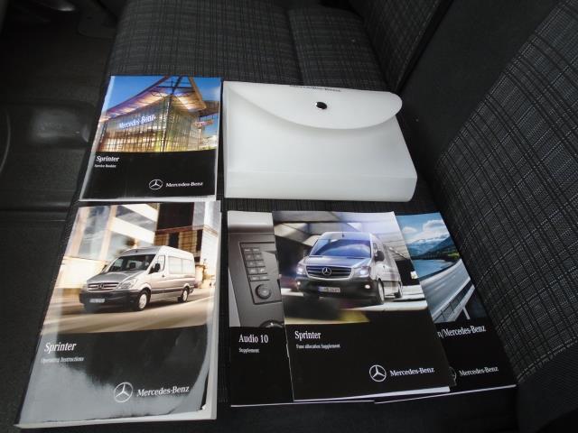 2016 Mercedes-Benz Sprinter 3.5T Van Euro 6 (KP66HVN) Image 25