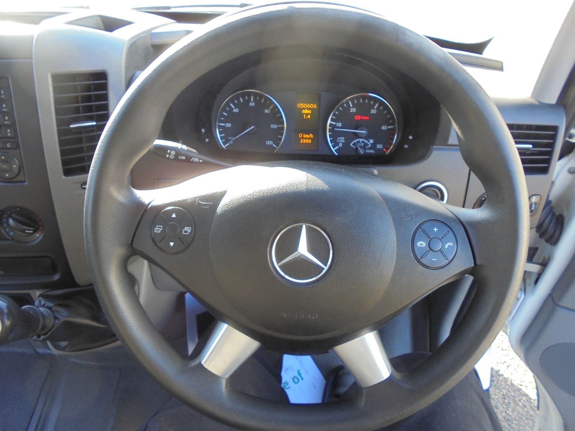 2016 Mercedes-Benz Sprinter 314 MWB H/R VAN EURO 6 (KP66HWC) Image 12