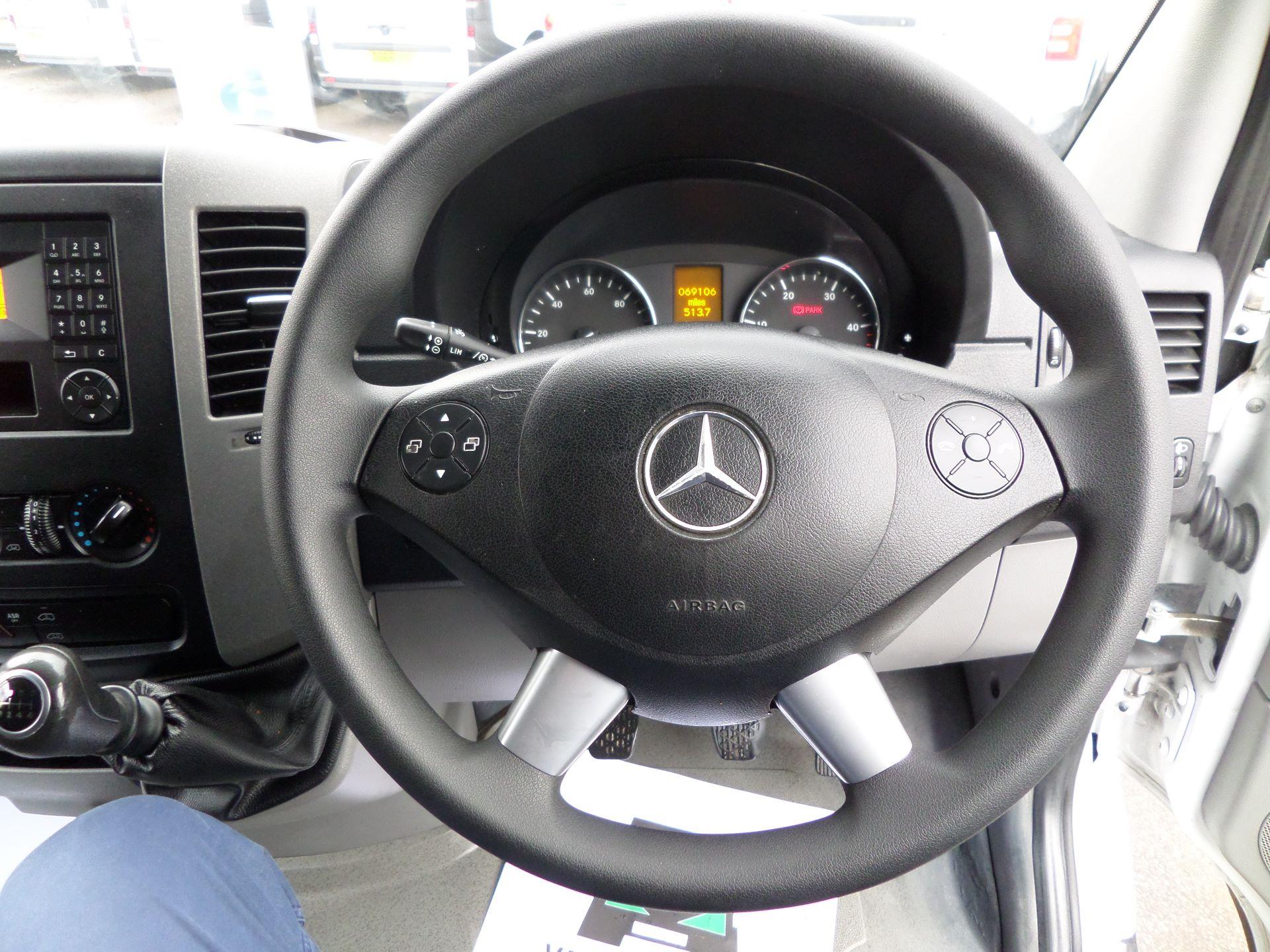 2016 Mercedes-Benz Sprinter 314 MWB Euro 6 (KP66HWG) Image 12