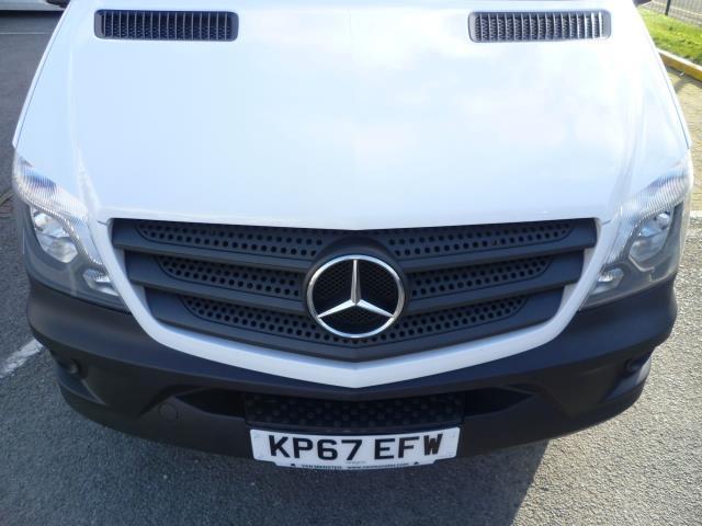 2017 Mercedes-Benz Sprinter 314 LWB H/R VAN EURO 6 (KP67EFW) Image 12