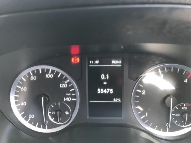 2017 Mercedes-Benz Vito 111Cdi Van LWB Euro 6 (KP67EGF) Image 9