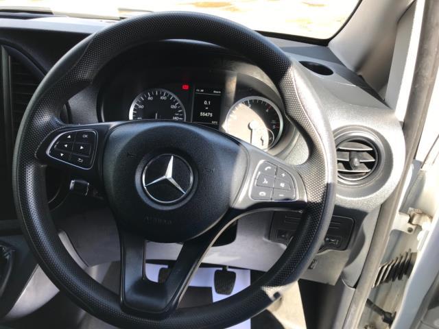 2017 Mercedes-Benz Vito 111Cdi Van LWB Euro 6 (KP67EGF) Image 10
