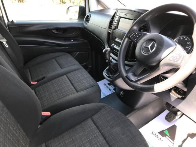 2017 Mercedes-Benz Vito 111Cdi Van LWB Euro 6 (KP67EGF) Image 12