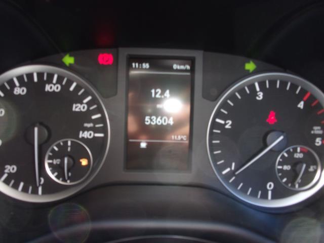 2017 Mercedes-Benz Vito 111Cdi long Van (KP67EGZ) Image 6