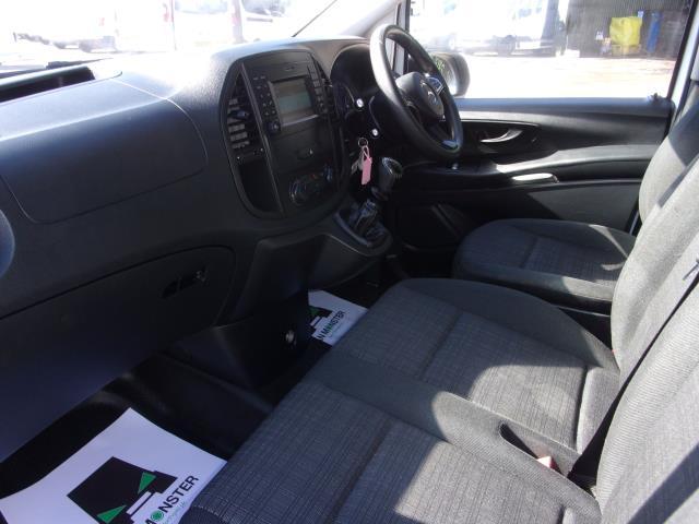 2017 Mercedes-Benz Vito 111Cdi long Van (KP67EGZ) Image 14