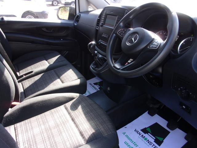 2017 Mercedes-Benz Vito 111Cdi long Van (KP67EGZ) Image 2