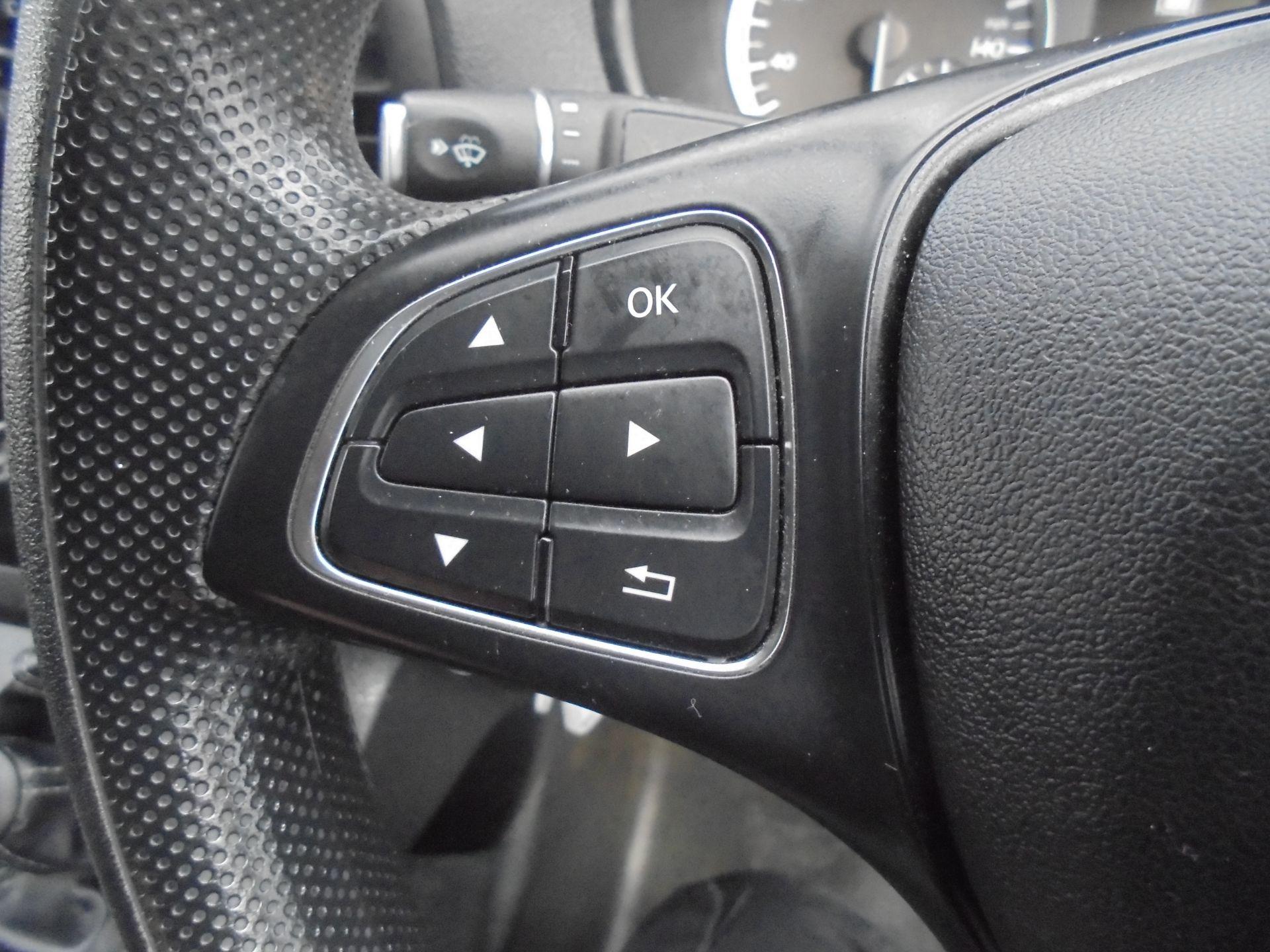2017 Mercedes-Benz Vito LONG 111 CDI VAN EURO 6 (KP67EHL) Image 21
