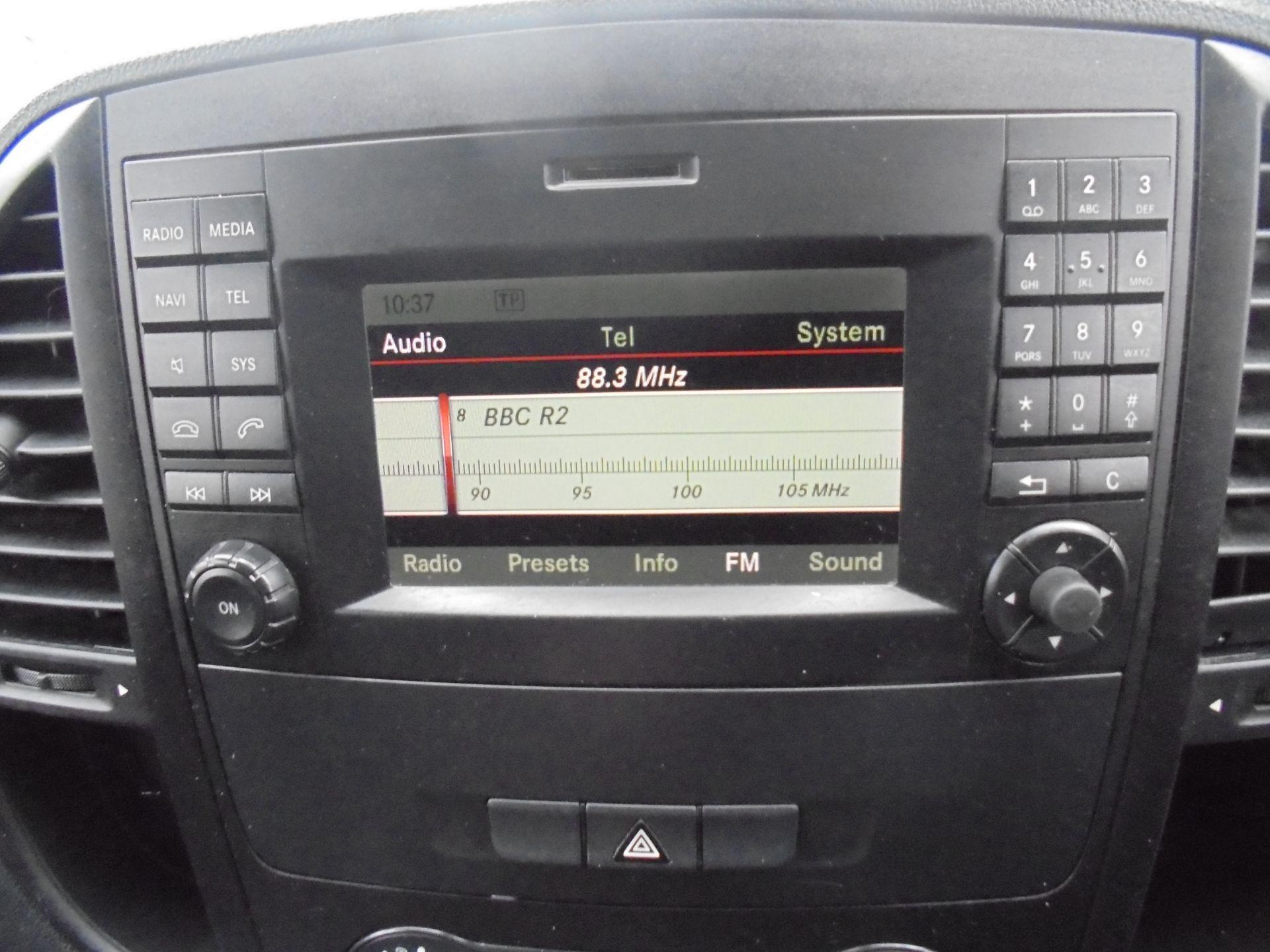 2017 Mercedes-Benz Vito LONG 111 CDI VAN EURO 6 (KP67EHL) Image 26
