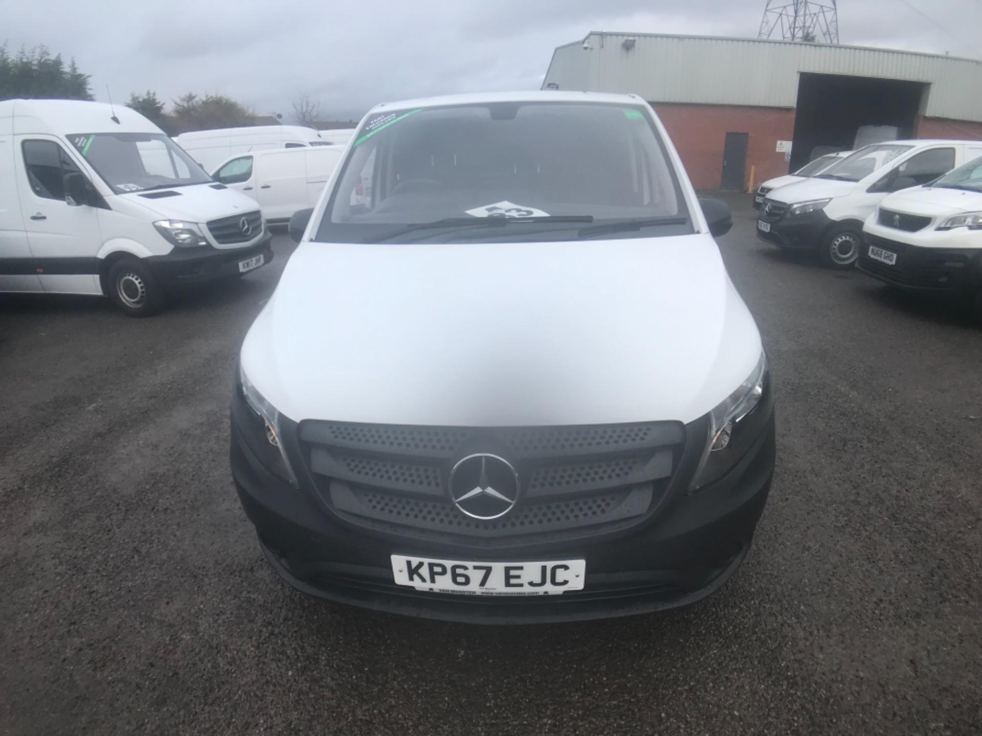 2017 Mercedes-Benz Vito LONG 111CDI VAN EURO 6  (KP67EJC) Image 2