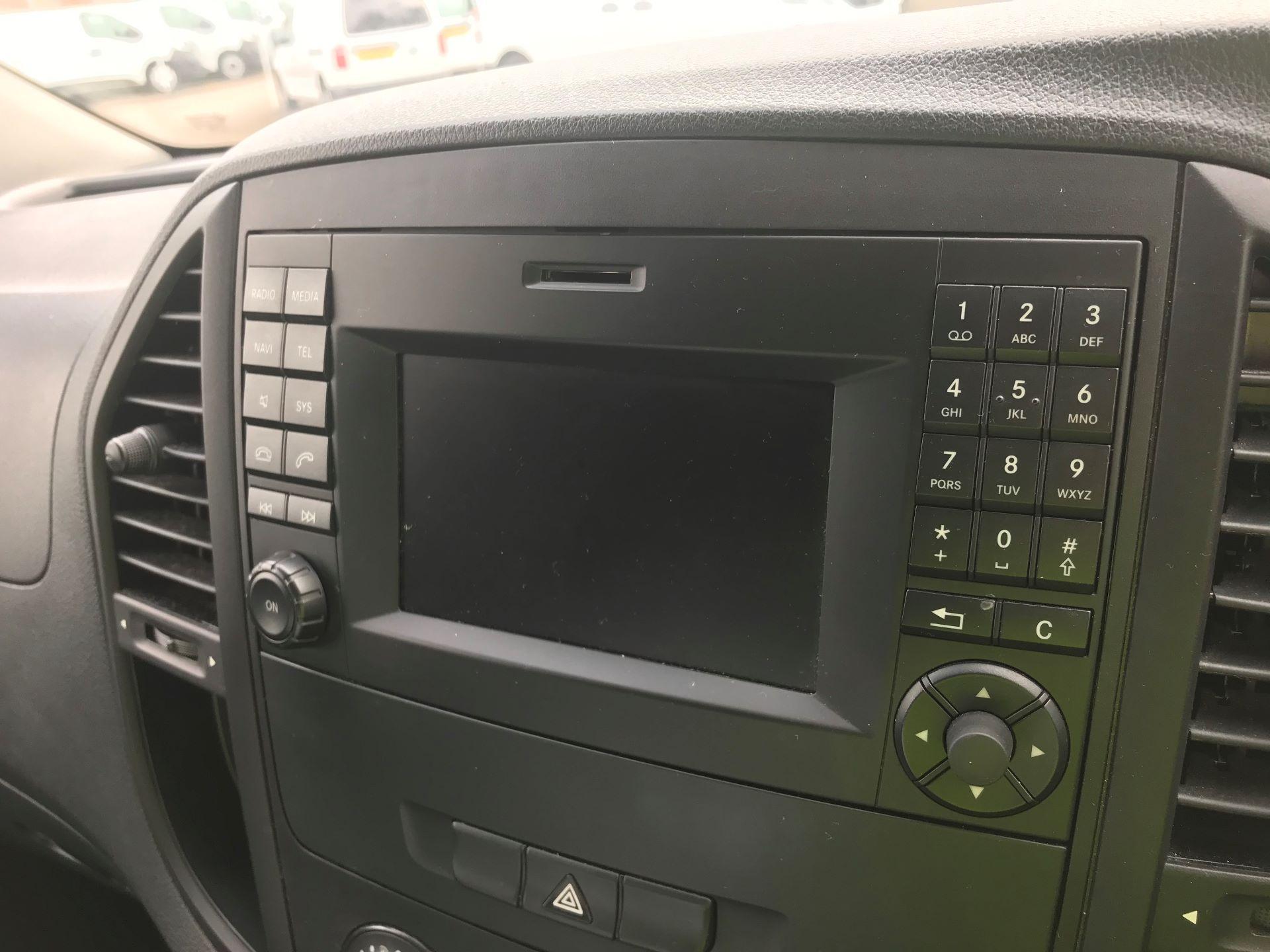 2017 Mercedes-Benz Vito LONG 111CDI VAN EURO 6 (KP67EJK) Image 19