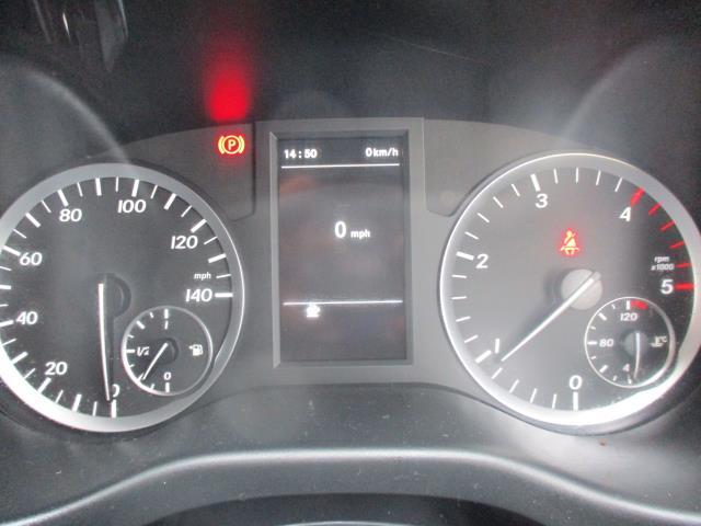 2017 Mercedes-Benz Vito LONG 111CDI VAN EURO 6  (KP67EJV) Image 17