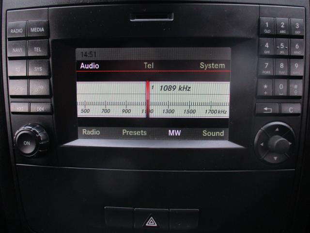 2017 Mercedes-Benz Vito LONG 111CDI VAN EURO 6  (KP67EJV) Image 23