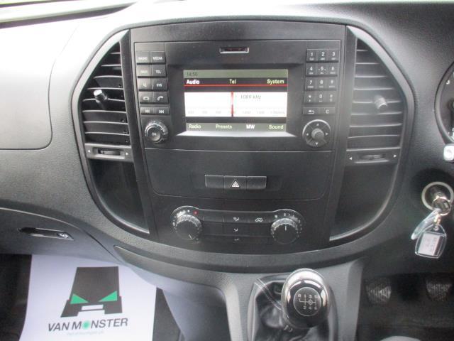2017 Mercedes-Benz Vito LONG 111CDI VAN EURO 6  (KP67EJV) Image 14
