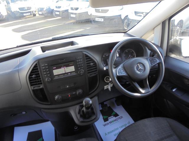 2017 Mercedes-Benz Vito LONG 111CDI VAN EURO 6  (KP67EKY) Image 24