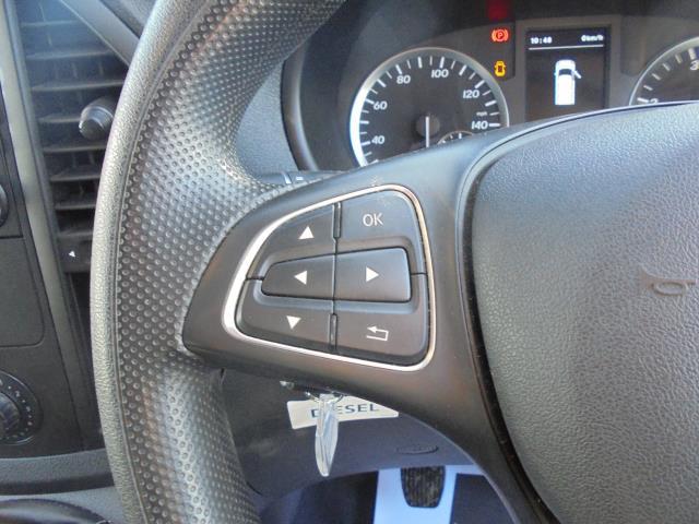 2017 Mercedes-Benz Vito LONG 111CDI VAN EURO 6  (KP67EKY) Image 28