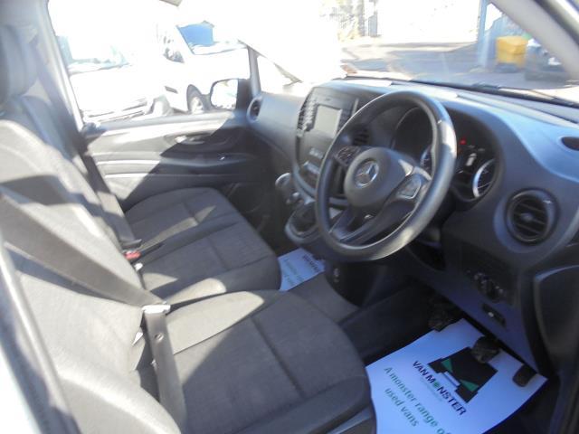 2017 Mercedes-Benz Vito LONG 111CDI VAN EURO 6  (KP67EKY) Image 4
