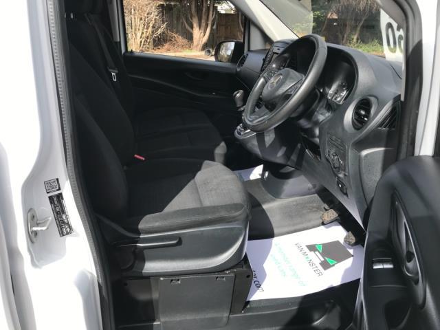 2017 Mercedes-Benz Vito 111Cdi Van LWB Euro 6 (KP67ENM) Image 40